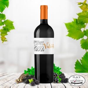 Grand vin de Terre Blanque, cuvée Valentin : bordeaux supérieur rouge
