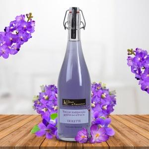 Limonade à la violette