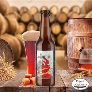 Cognac Barrel