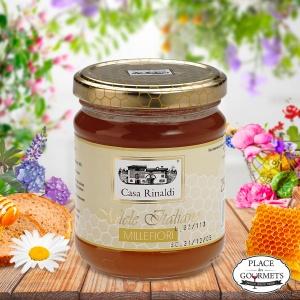 Miel italien mille fleurs