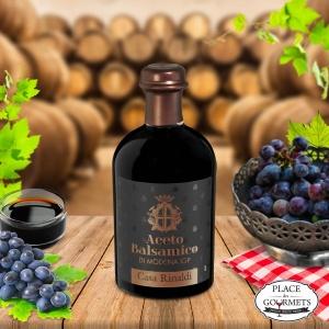 Vinaigre balsamique IGP Modène vieilli, en flacon