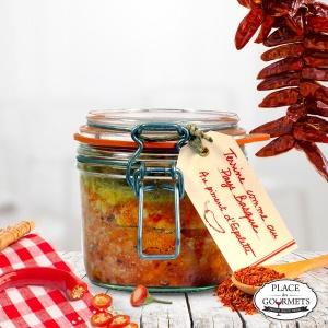 Terrine comme au Pays Basque, au piment d'Espelette