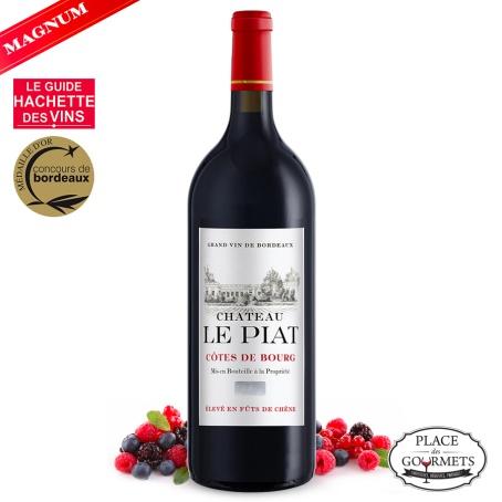 Magnum Château Le Piat rouge 2011
