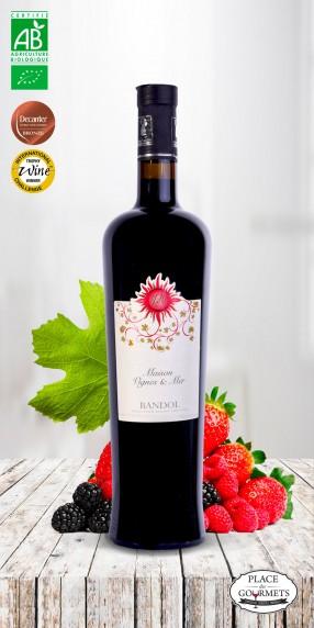 Maison vignes & mer vin bio