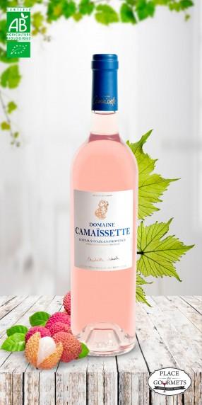 Domaine Camaïssette vin bio