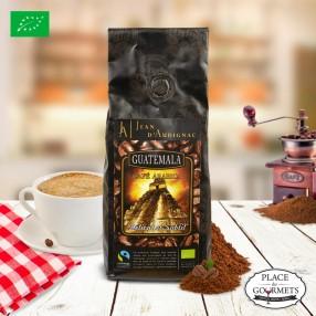 Café bio moulu Max Havelaar 100% Arabica (Guatemala)