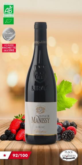 Château de Manissy vin bio