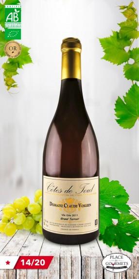 Domaine Claude Vosgien vin gris Cuvée Grand Terroir bio 2015