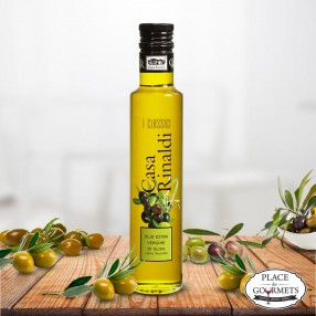 Huile d'olive extra vierge italienne classique