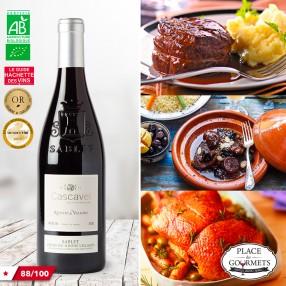 Cascavel Ruelles & Vallons vin bio
