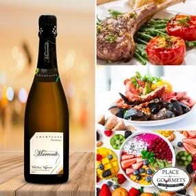 Champagne millésimé 2011 brut JEAN MARIE MARCOULT & FILS Vieilles Vignes