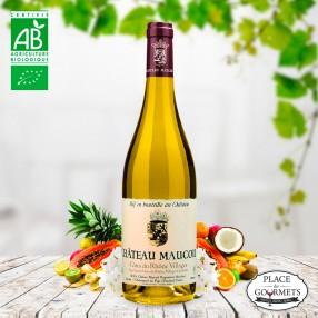 Château Maucoil vin bio