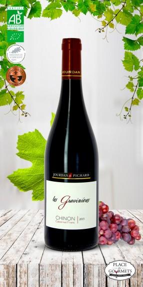 Les Gravinières, Jourdan & Pichard vin bio