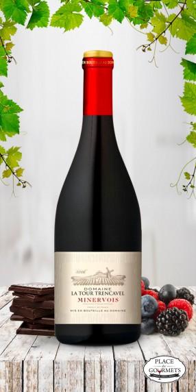Vin rouge Domaine Tour Trencavel, Languedoc 2016