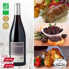 Cascavel Monts & Vertiges vin bio