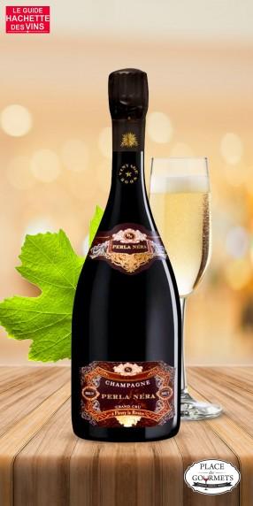 Perla Rosa Champagne Marc, champagne grand cru brut