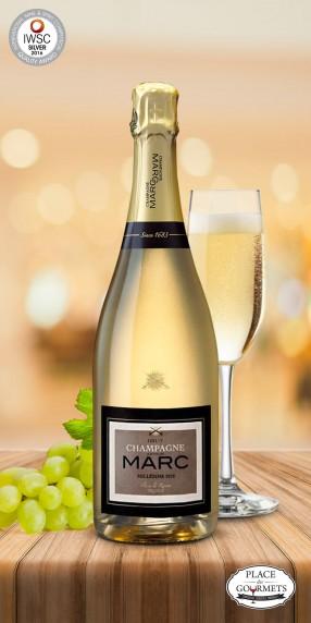 Champagne Marc millésimé 2011 Noces d'Or
