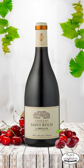 Château Saint Roch vin rouge 2016 Languedoc