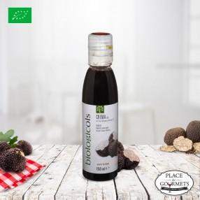 Crème de vinaigre balsamique bio IGP Modène aromatisée truffe