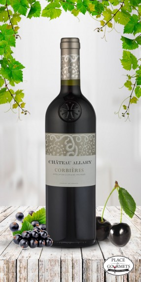 Château Allary vin rouge Languedoc du domaine Allary 2016