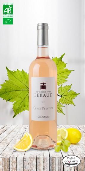 Domaine des Féraud cuvée prestige vin bio