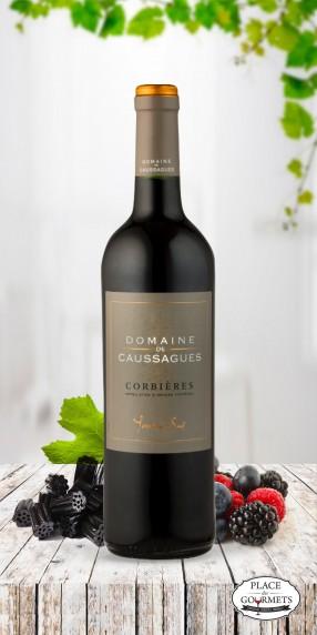 Vin rouge Domaine de Caussagues, Languedoc 2015