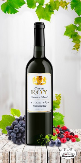 Clos du Roy vin rouge Lalande de Pomerol 2013