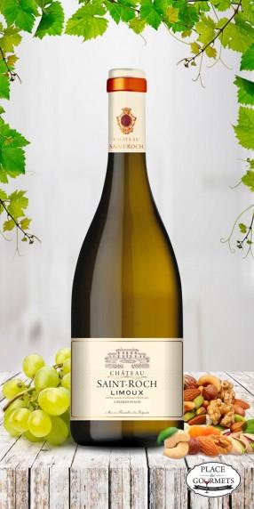 Château Saint Roch vin blanc Languedoc 2016
