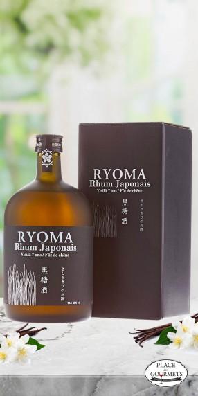 Rhum japonais Ryoma 7 ans d'âge
