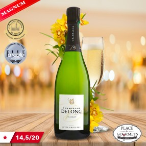 Magnum Champagne brut Delong Marlène Privilège