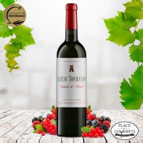 Château Tour Canon vin rouge Lalande de Pomerol 2015